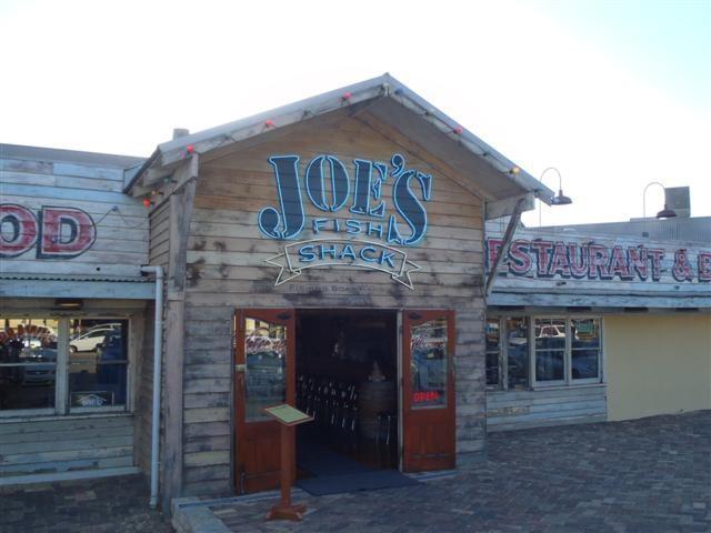 Joe's Fish Shack