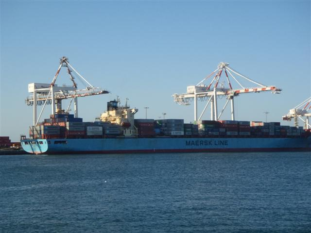 Fremantle Shipping