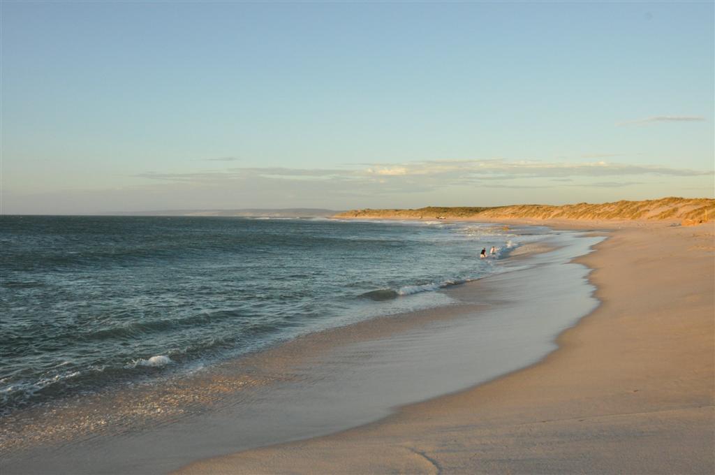 A Great Beach At Kalbarri