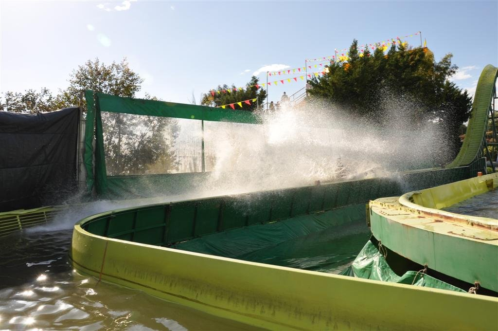 A Water Ride at the Royal Show