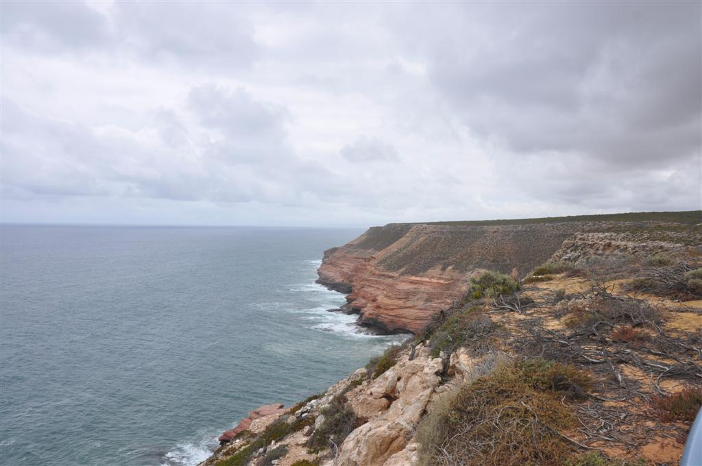 Amazing Coastal Gorges at Kalbarri