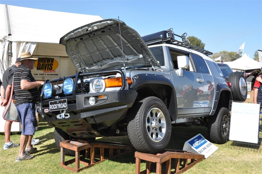 An fj Cruiser
