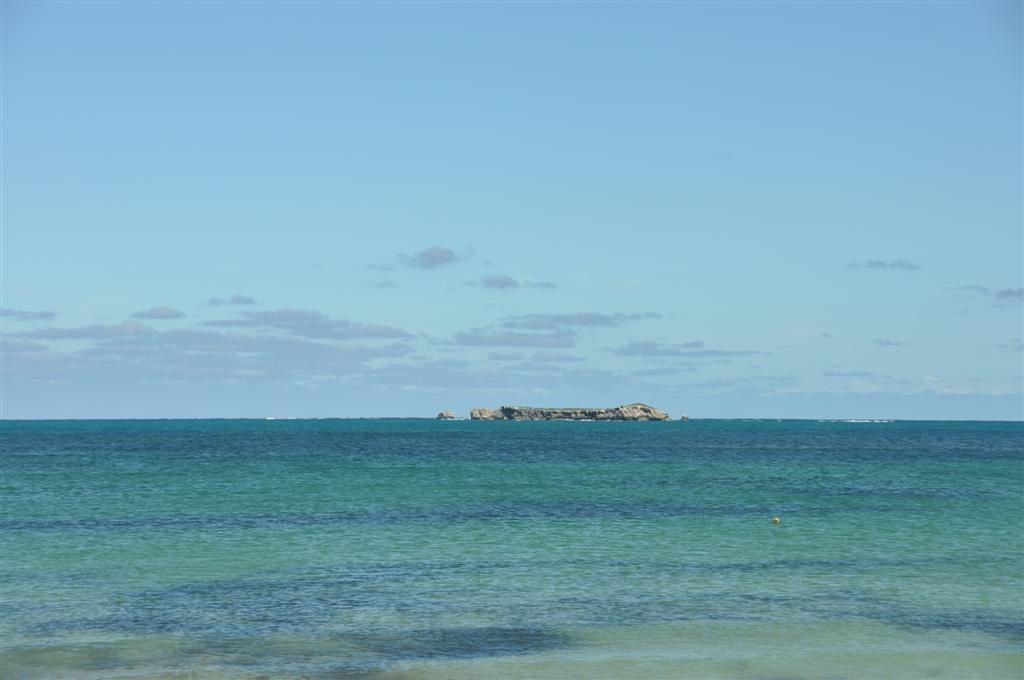 An Island Off Grey