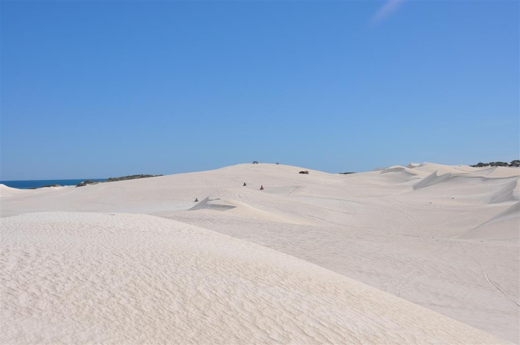 Awesome Dunes at Lancelin