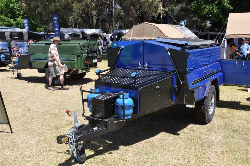 Camprite Camper Trailer