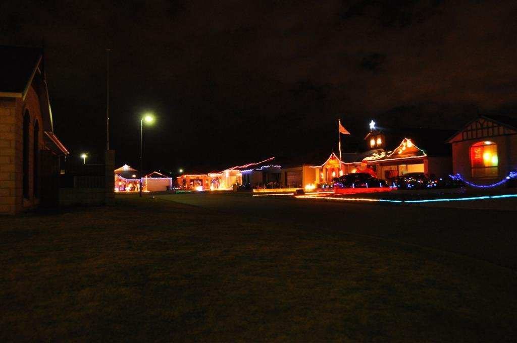 Christmas Lights in Perth 2011