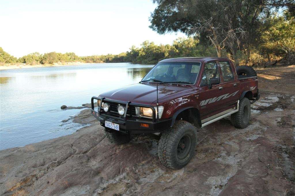 Exploring the Murchison River