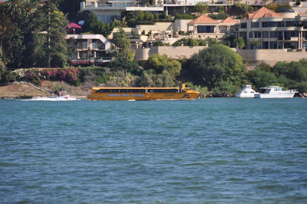 Golden Sun Cruises on the Swan River