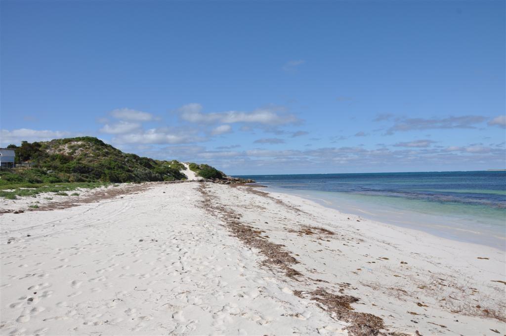 Grey Beach Looking South