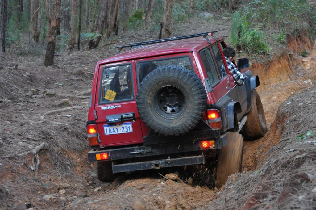 In Need of a Diff Lock