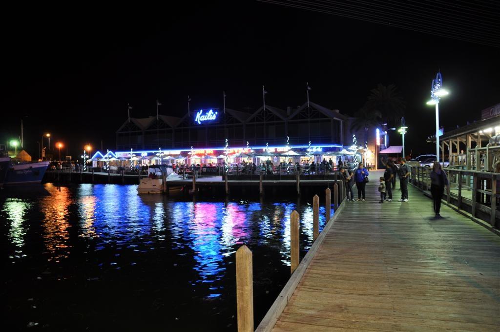Kailis Fremantle at Night