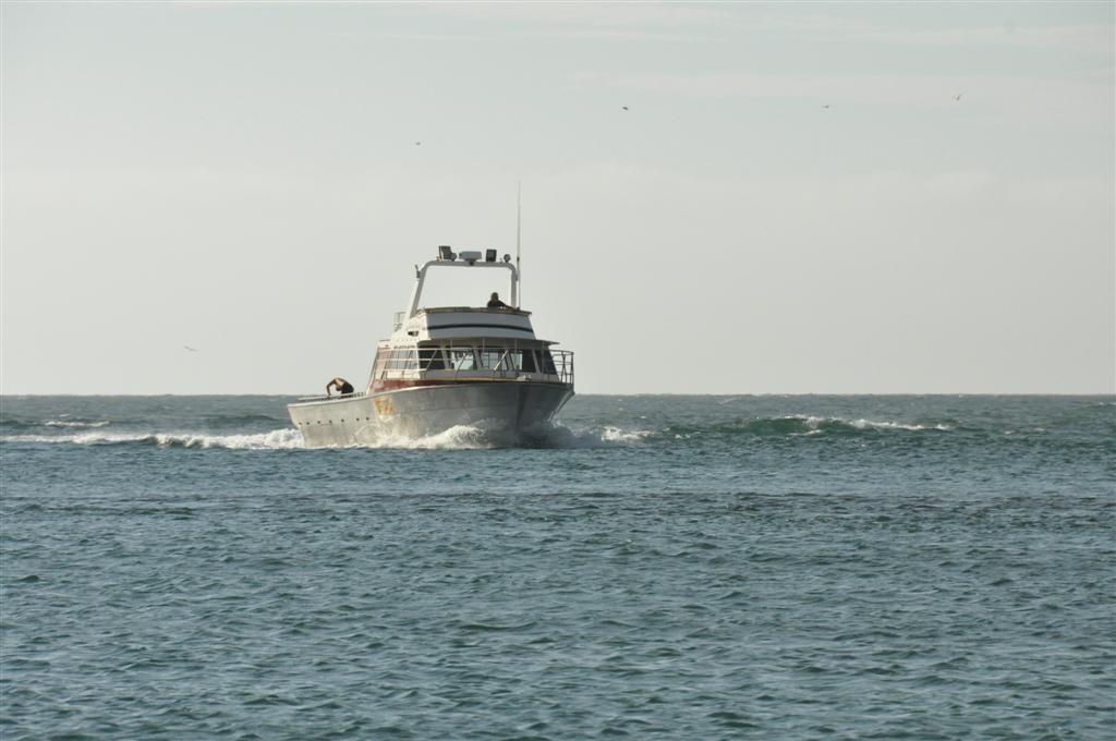 Kalbarri Crayfish Boat