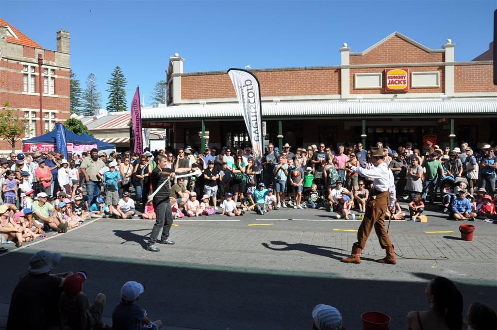More of the Fremantle Arts Festival