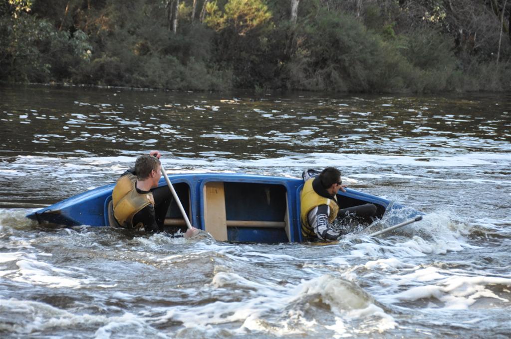 Mucking Around on the Murray River