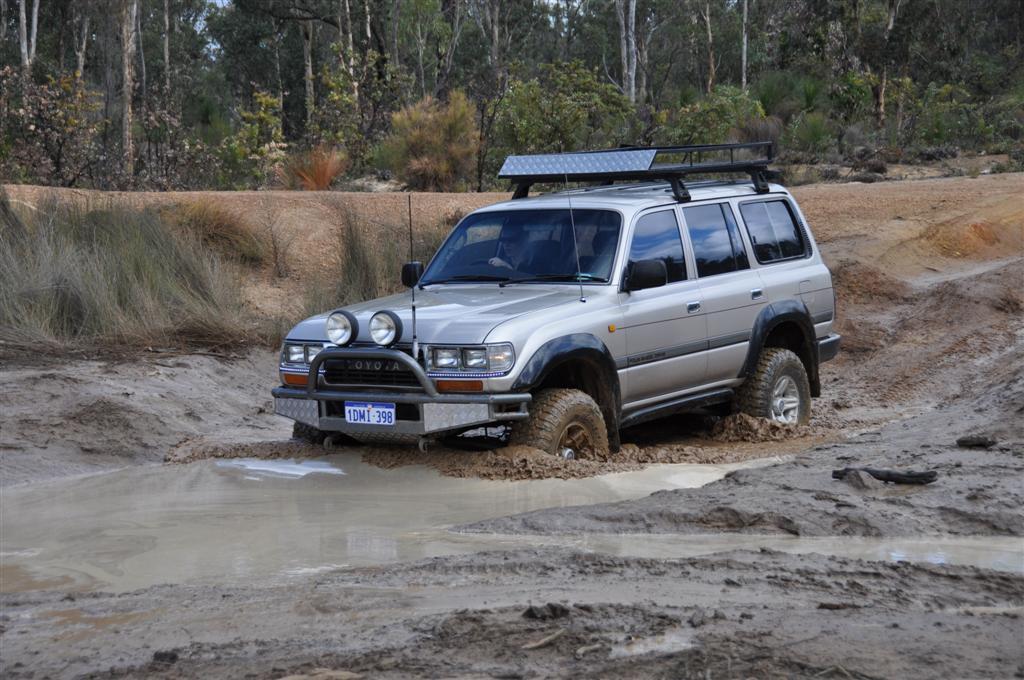Plouging Through the Mud