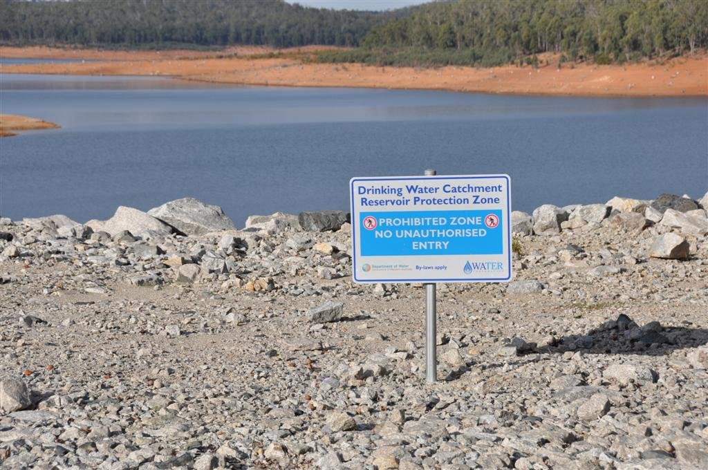Serpentine Dam Reservoir
