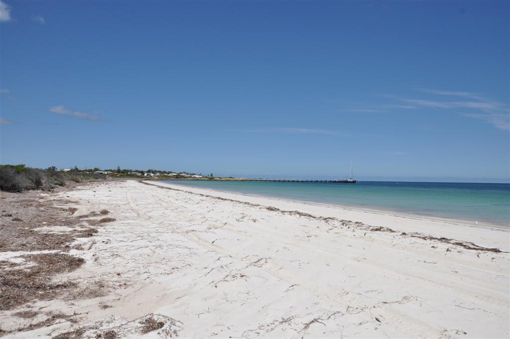 The Beach at Lancelin