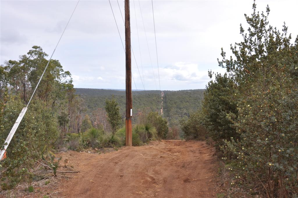 The Powerlines Track