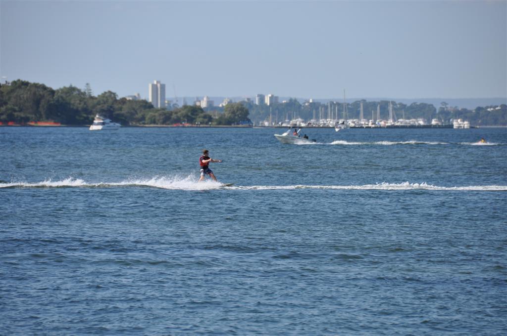 Water Skiing at Point Walter