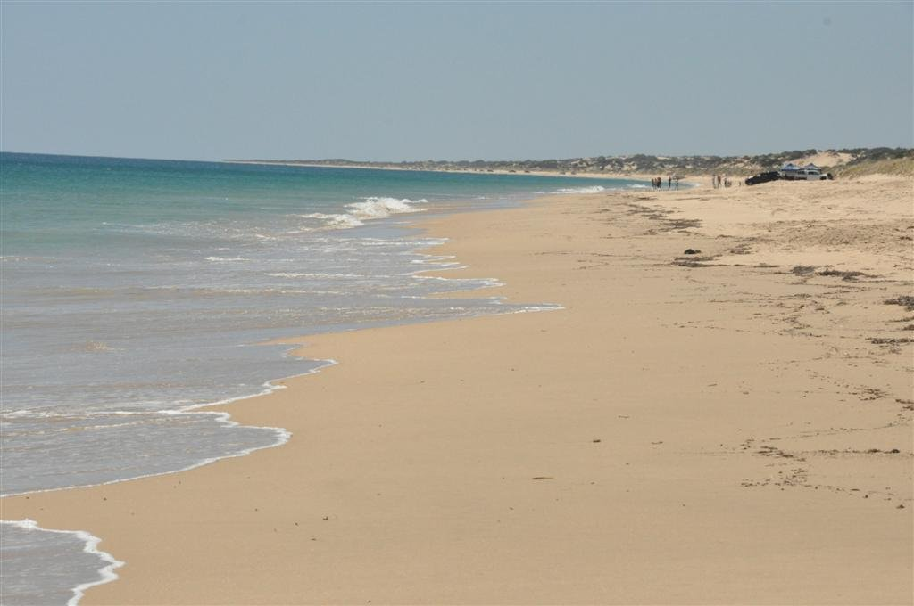 Great 4WD beaches close to Perth
