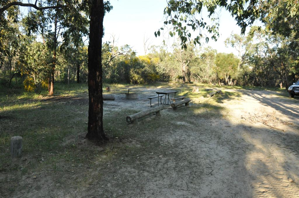 The closest camping to Perth