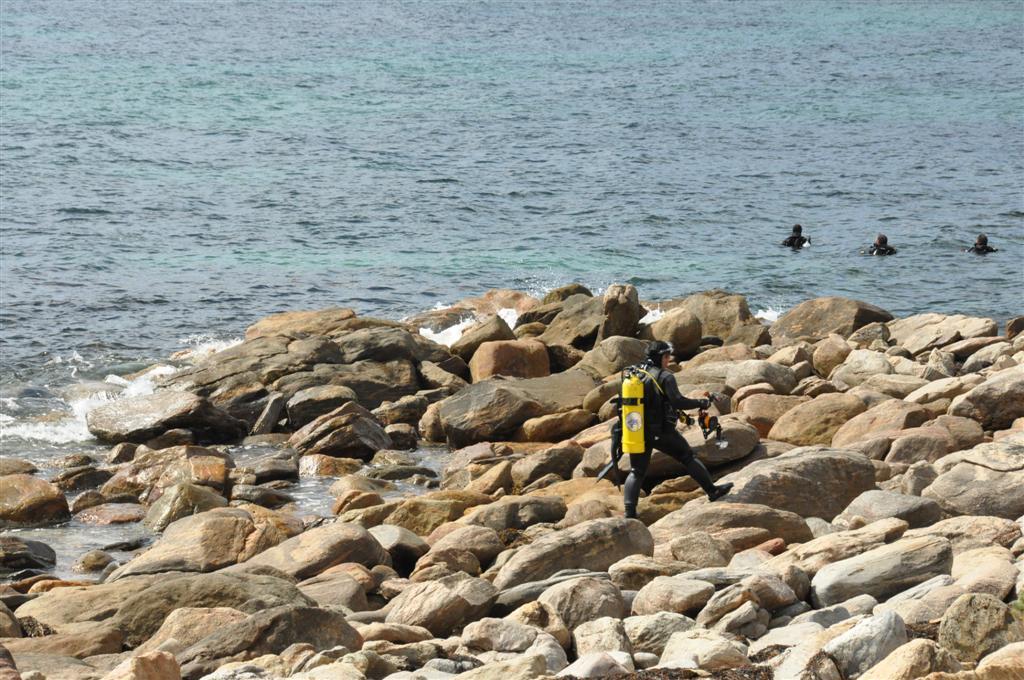 Scuba diving in WA