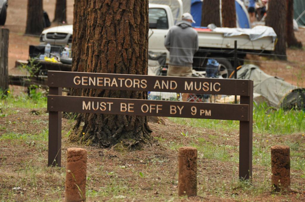 Dwellingup Camping restrictions