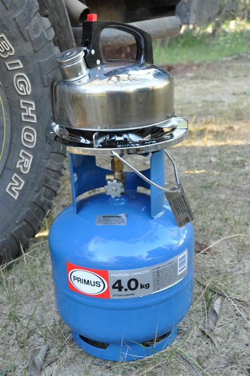 Primus backup burner