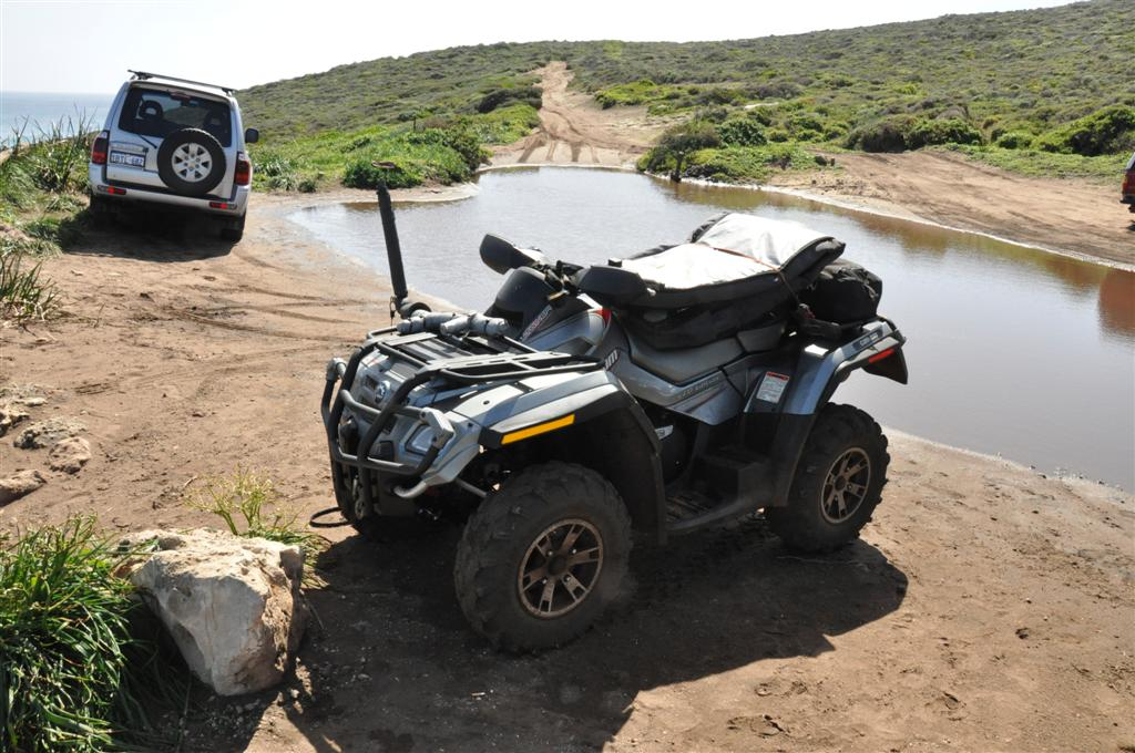 A licensed Canam