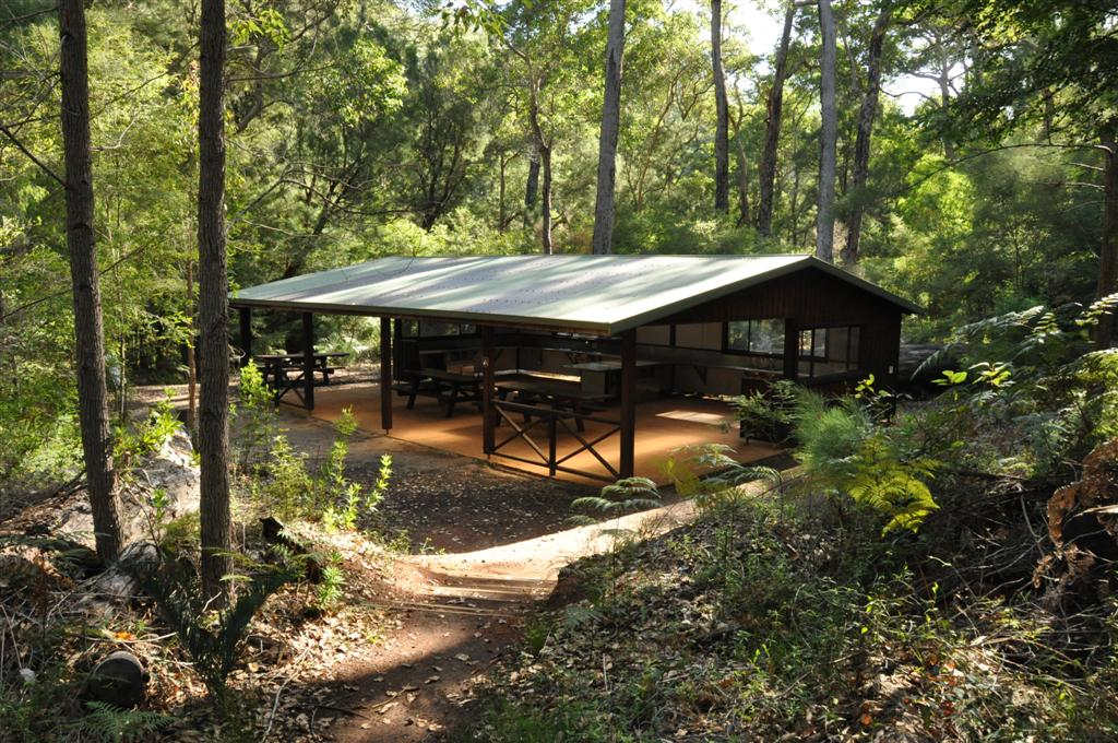 Pemberton Camping