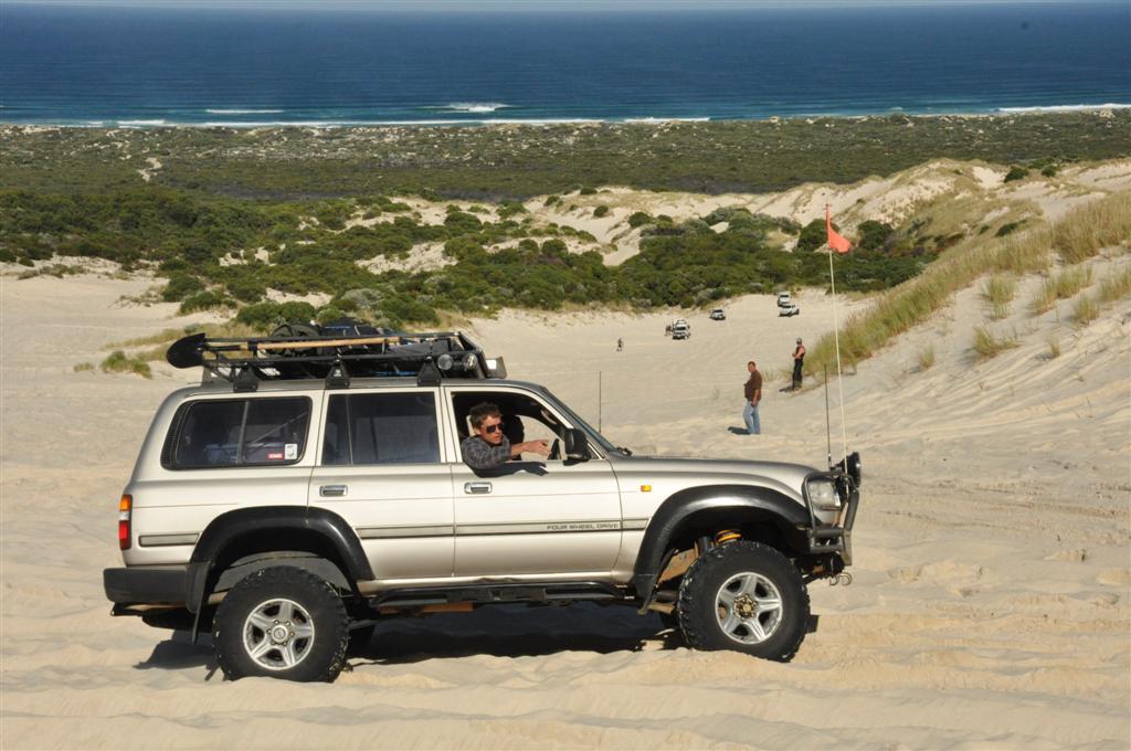 Yeagarup Sand Dunes