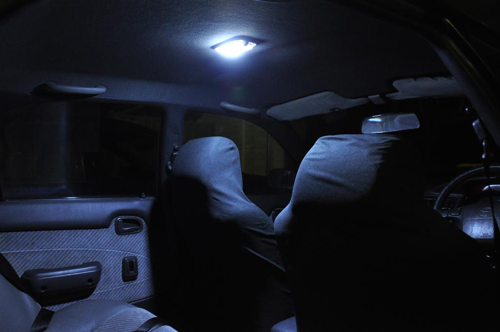 Corolla LED Lighting upgrade