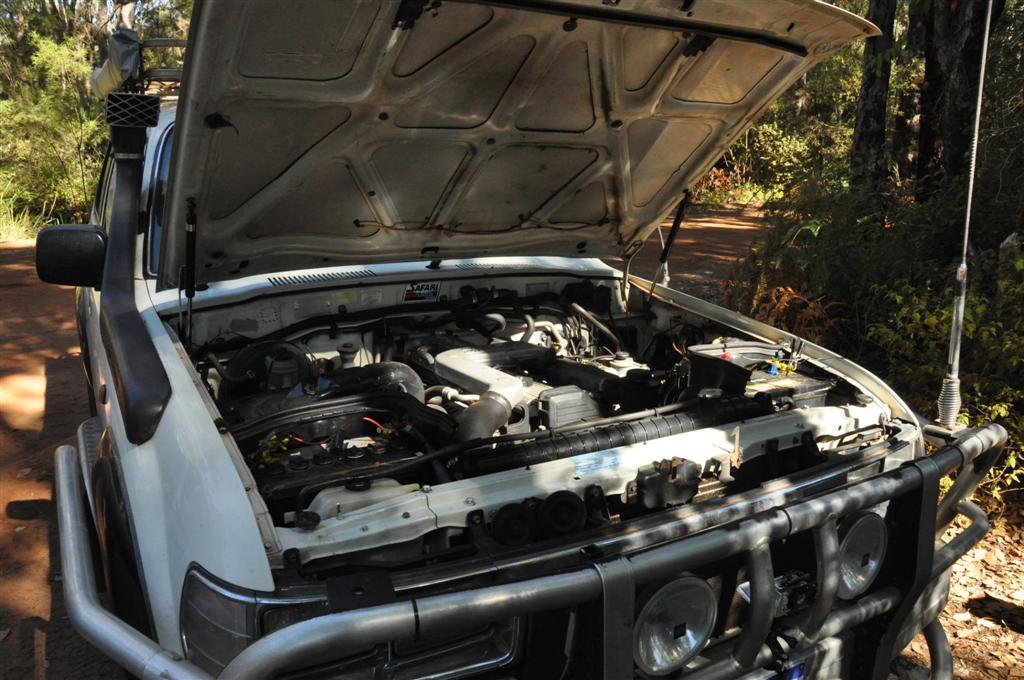 1HDT 4.2 Turbo Diesel Engine