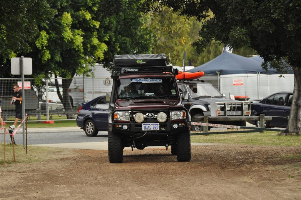 Perth 4WD show