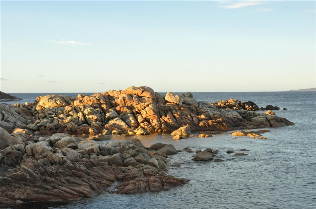 WA's rugged coastline