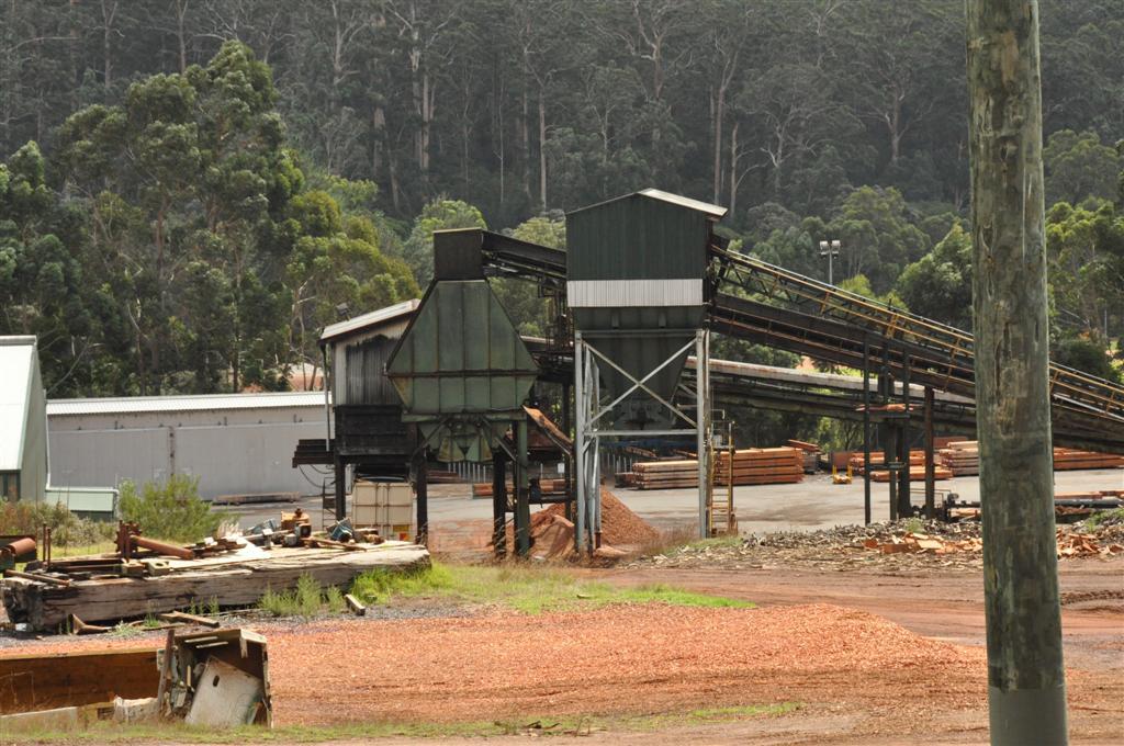 Pemberton Saw Mill