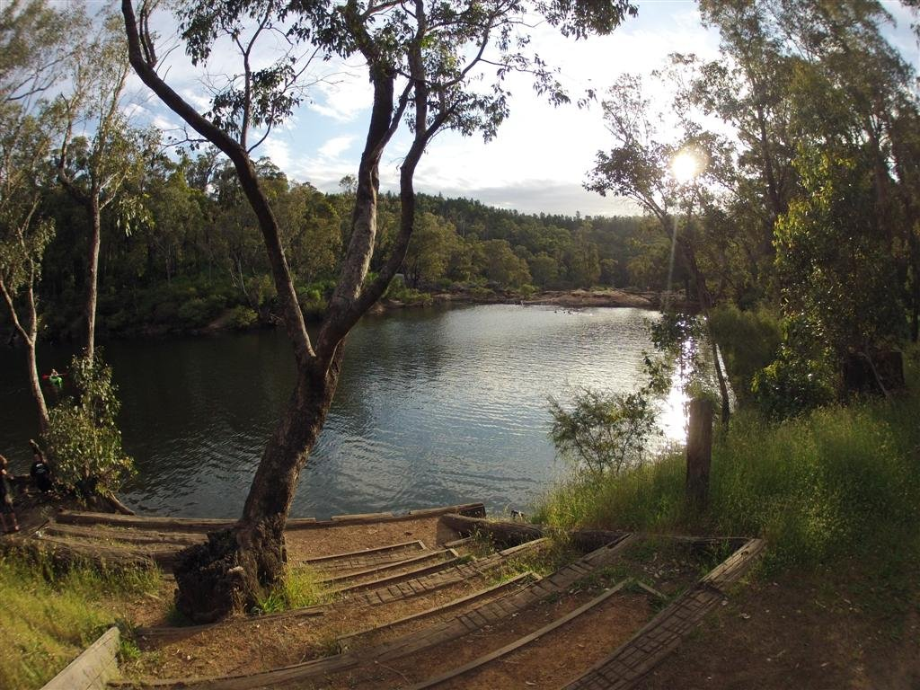 River views at Dwellingup