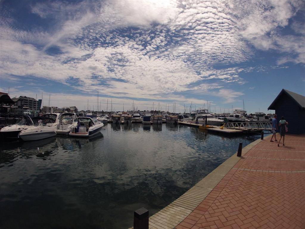 Checking out Mandurah