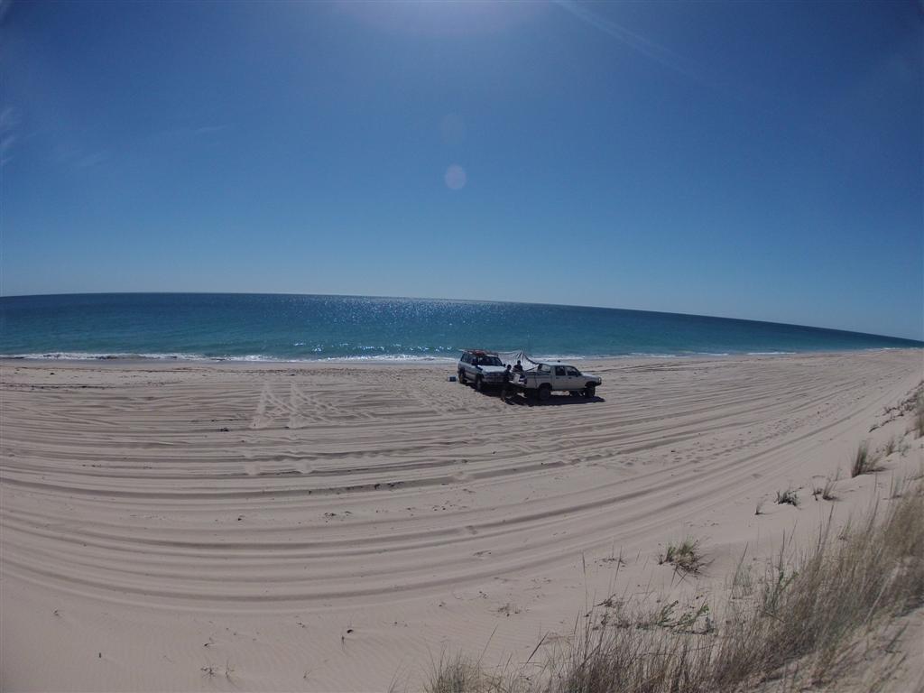 Preston Beach 4WDing