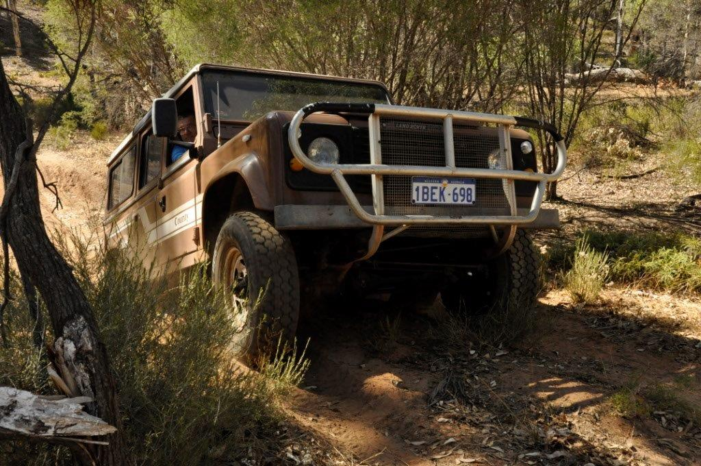 1985 County Offroad
