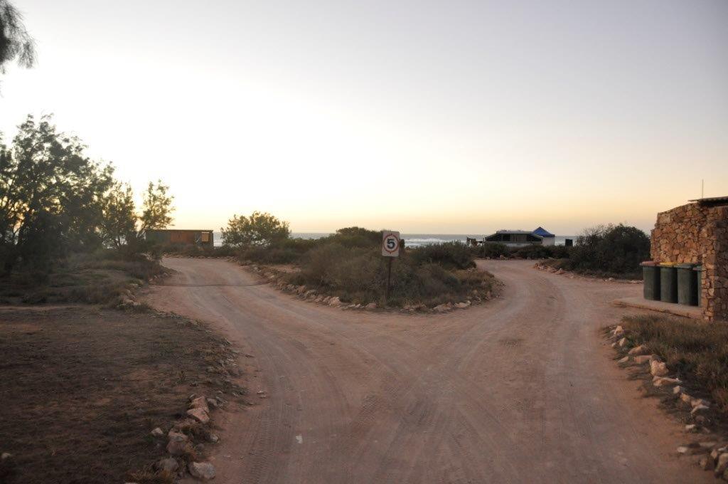 3 Mile Camp Driveway