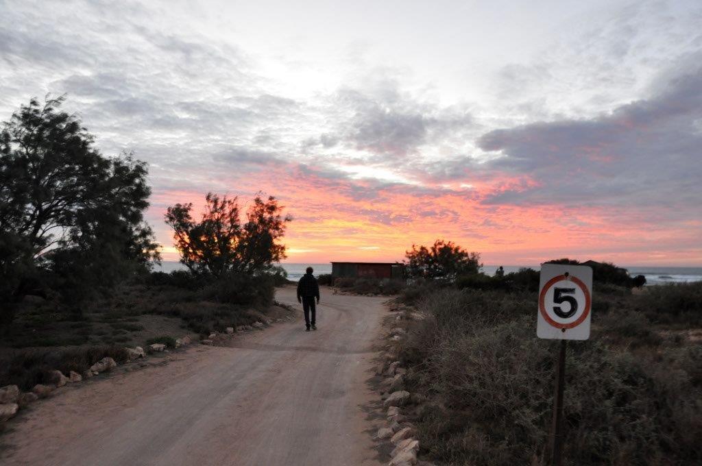 3 Mile Camp Sunset