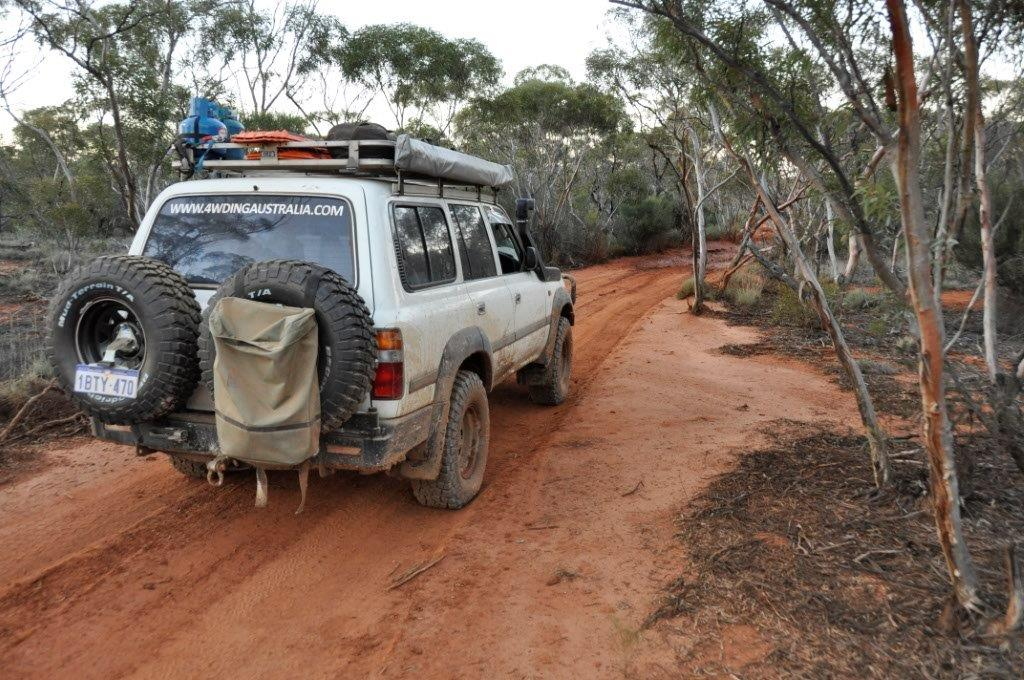 4wd Tracks in Hyden