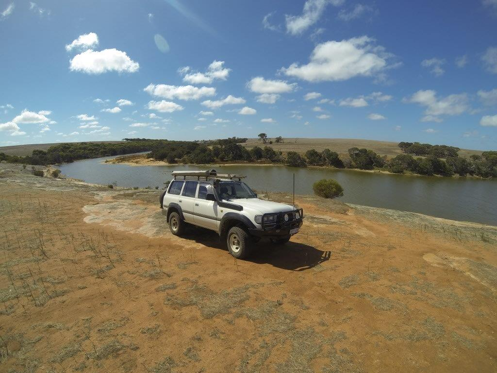 4x4 Track to Young River