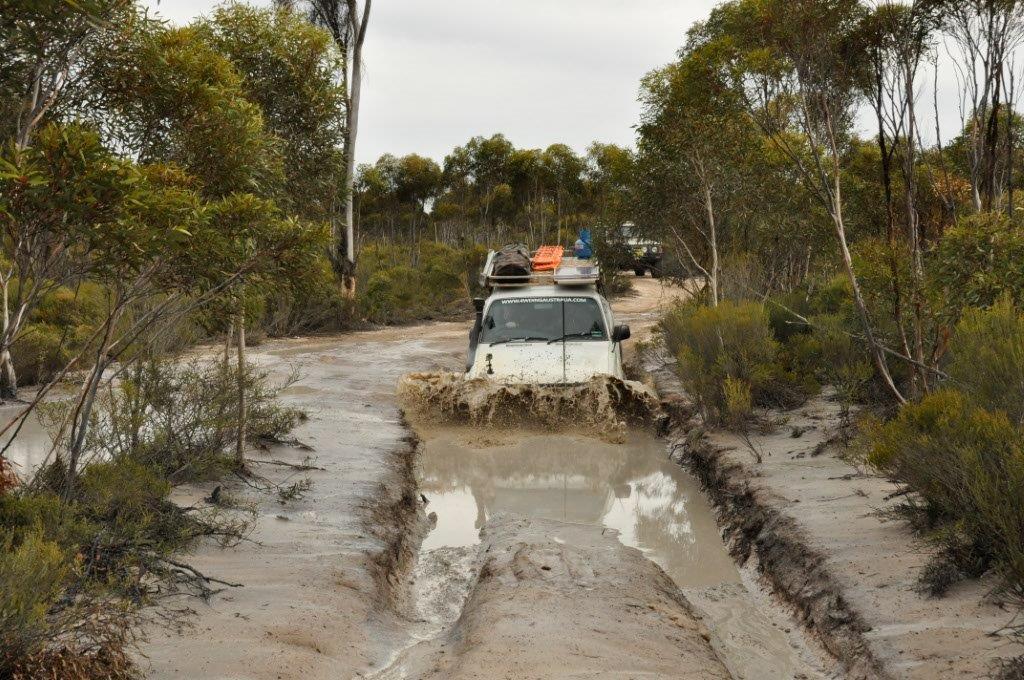 80 in Mud