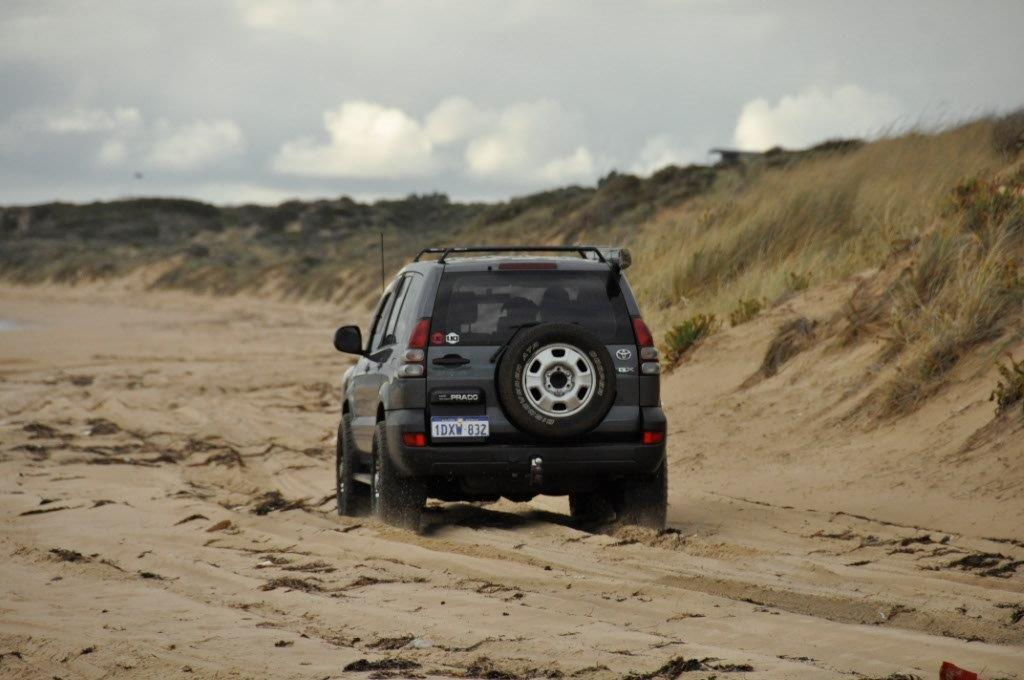 A Prado on the Beach