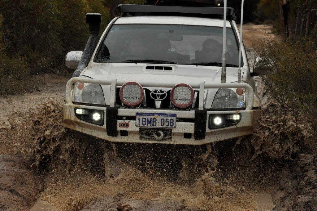 ARB Intensity Spotlights