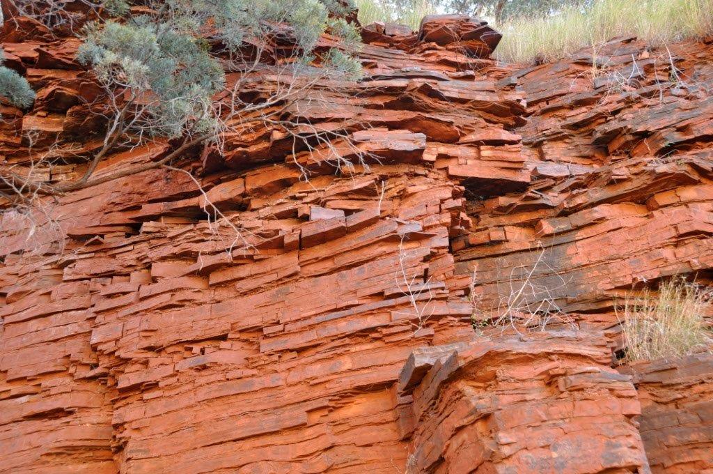 Awsome Rocks at Karijini