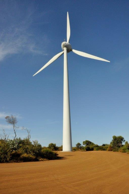 Bremer Bay Wind Turbine