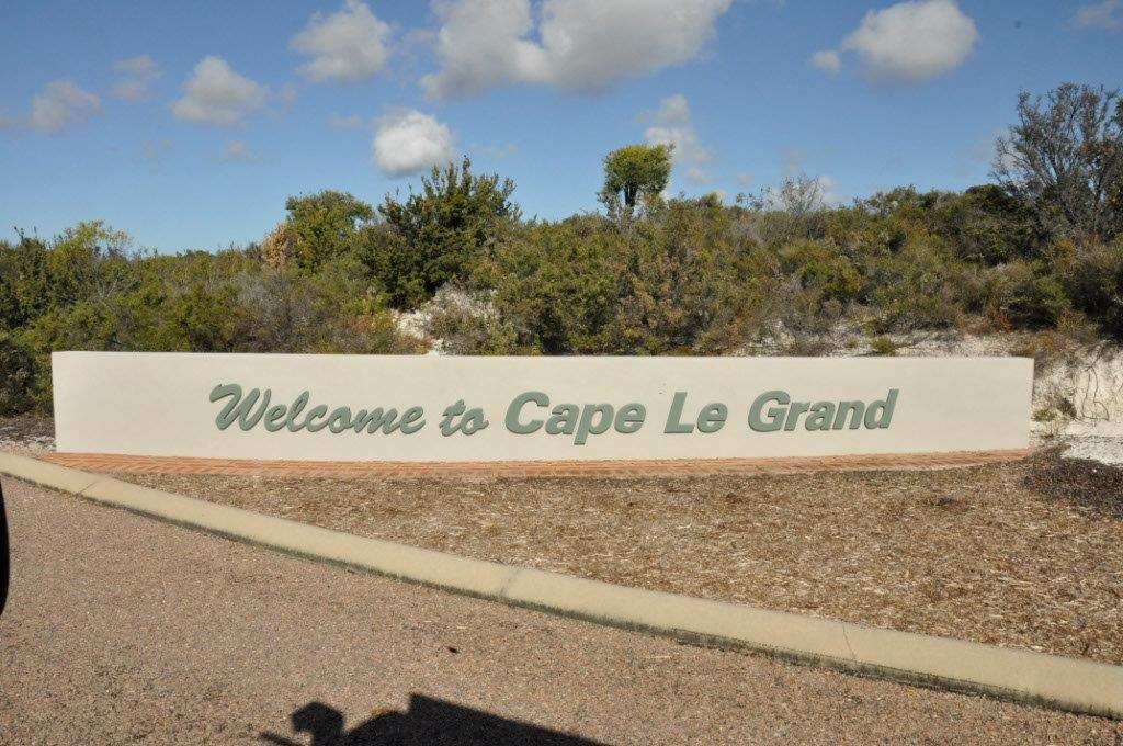 how to get to cape le grand